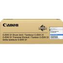 Драм-картридж С-EXV21 М/0458B002BA 000 Magenta Canon