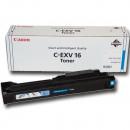 Тонер C-EXV16С/1068B002 Cyan Canon