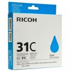Картридж для гелевого принтера Ricoh 405689 Cyan