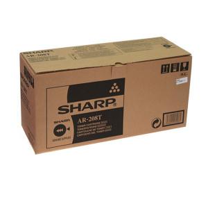 Sharp Тонер-картридж AR208T Black