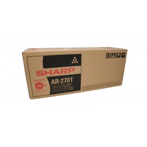Sharp Тонер-картридж AR270T Black