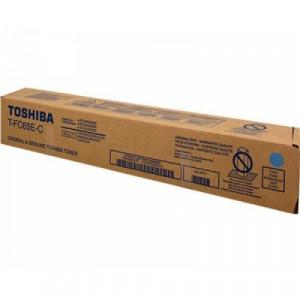 Тонер Toshiba T-FC65EC Cyan