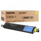Тонер T-281C-EY/6AK00000107 Yellow Toshiba