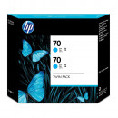 Картридж Двойная упаковка HP CB343A