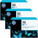 Набор Картриджей HP CR272A Cyan