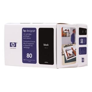 Комплект картриджей HP C4890A Black