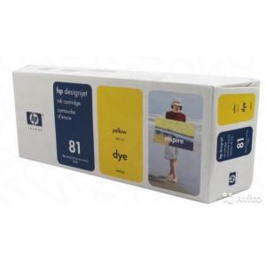 Картридж HP C4933A Yellow