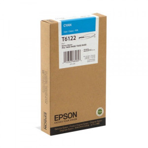 Картридж Epson T567200/612200 Cyan