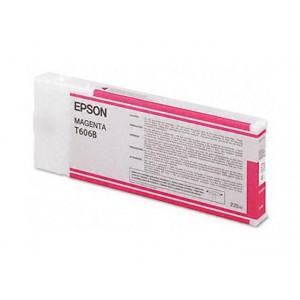 Картридж Epson T606B00 Magenta