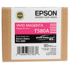 Картридж Epson C13T580A00 Magenta