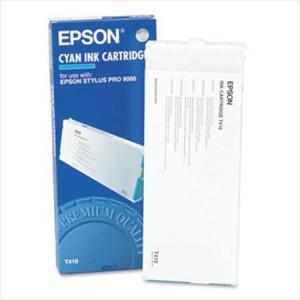 Картридж Epson T410011 Cyan