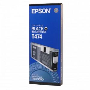 Картридж Epson T474011 Black