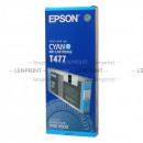 Картридж Epson T477011 Cyan