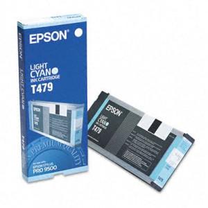 Картридж Epson T479011 Cyan