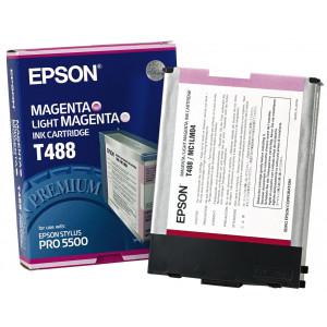 Картридж Epson T488011 Magenta
