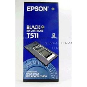 Картридж Epson T511011 Black