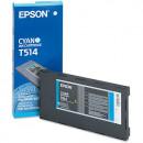 Картридж Epson T514011 Cyan