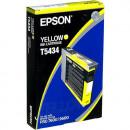 Картридж Epson T543400 Yellow