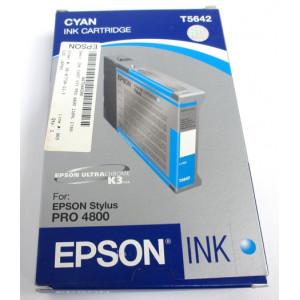 Картридж Epson T564200 Cyan