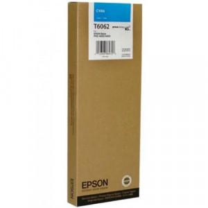 Картридж Epson C13T606200 Cyan