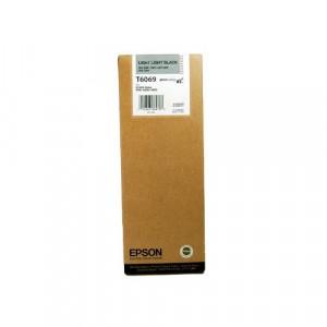 Картридж Epson C13T606900 Light Gray