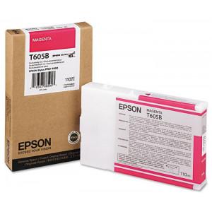 Картридж Epson T605B00 Magenta