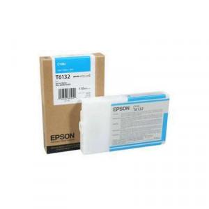Картридж Epson T613200 Cyan