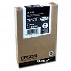 Картридж Epson C13T617100 Black