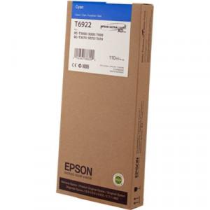 Картридж Epson C13T692200 Cyan